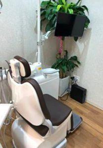 新しく治療椅子を追加いたしました。